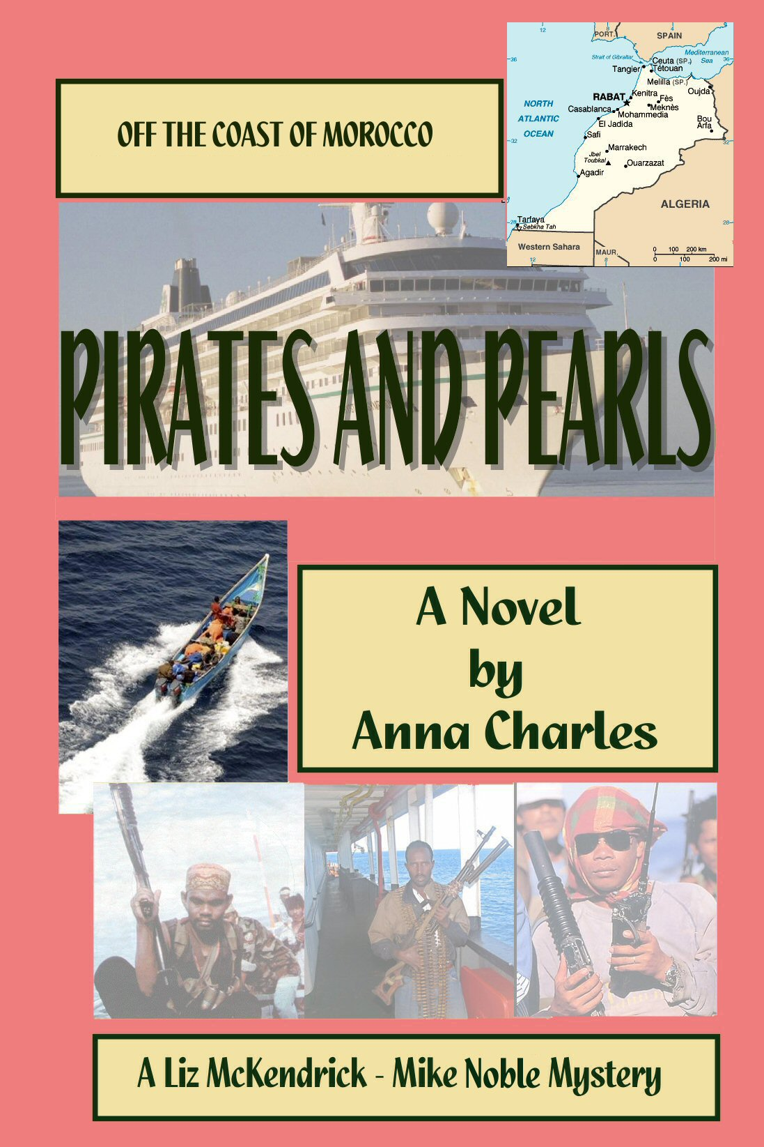 My Book Pirates and Pearls
