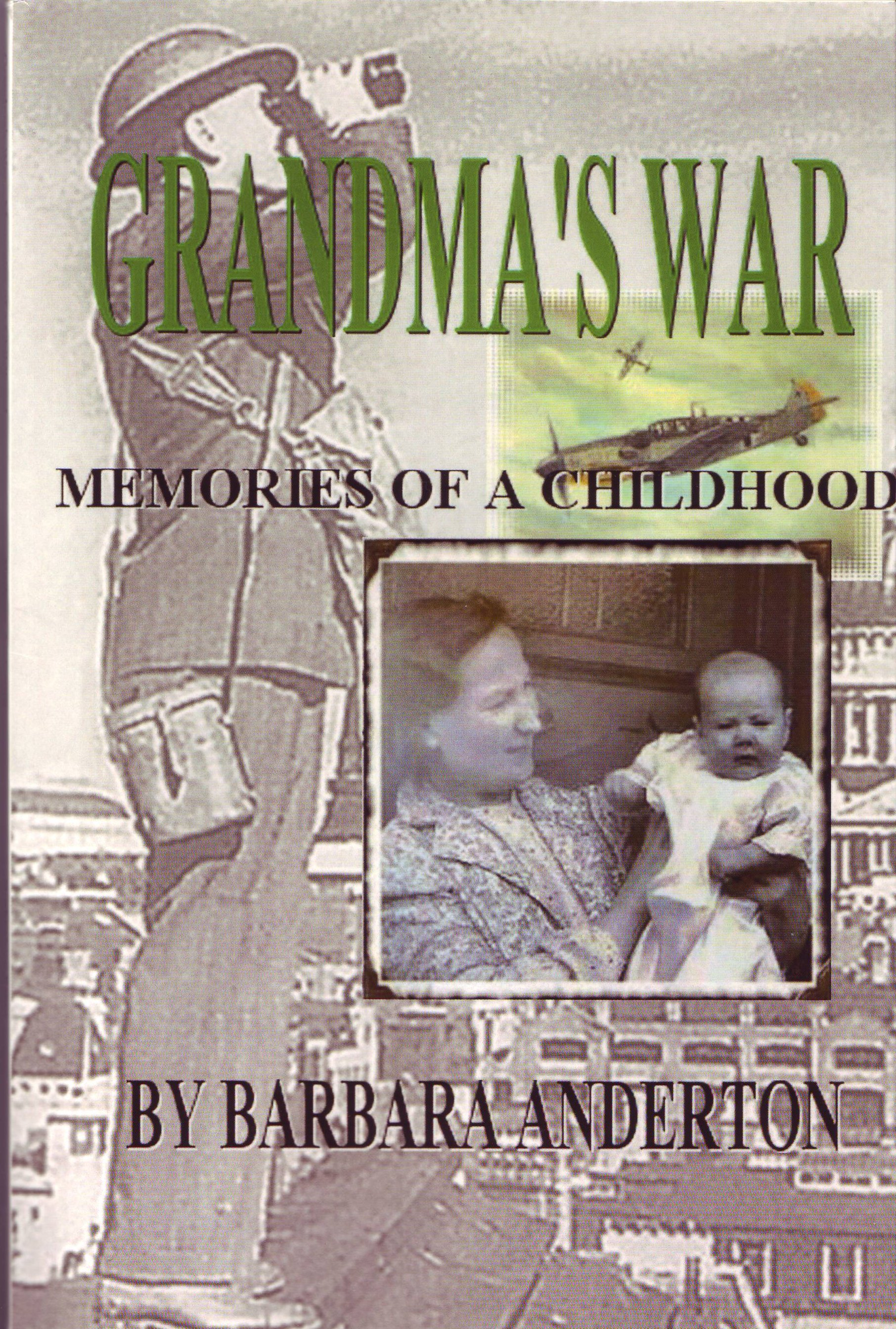 My Book Grandma's War